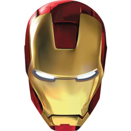 ironman helmet military warrior heroes Banco de Imagens - 86513157