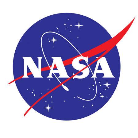 nasa illustration logo astronomy