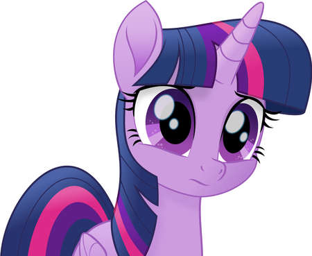 Twilight Sparkle pony illustration fairytale cartoon