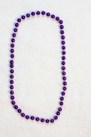 bead mardi gras fat tuesday carnivale holiday  purple