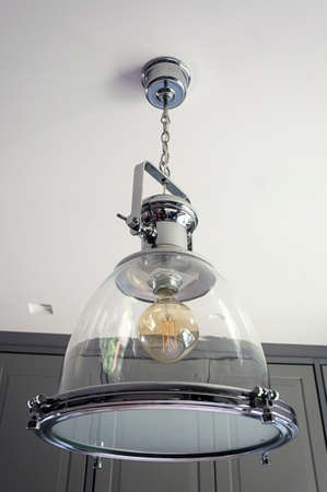 modern glass chandelier hanging stylr lamp interior electric