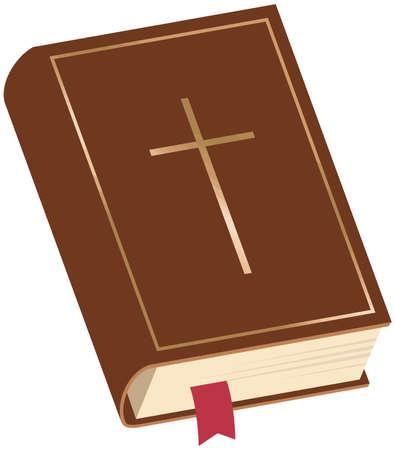 holy bibble god faith spiritual heaven illustration Stock Photo