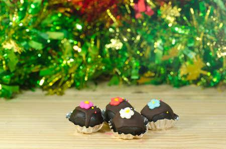 cake balls: Chocolate Cake Balls