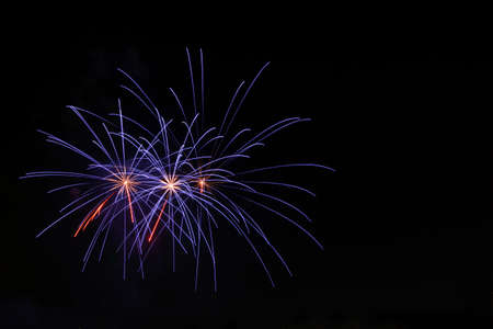 Fireworks or flares as explosive devices in category one. Features include sound, lighting of fireworks, flares, smoke and ash are designed to burn and ignite the light colors. Fireworks are used in almost every country around the world.