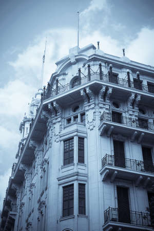 excellent historical of the building in Nanjing road, Shanghai,China Stock Photo - 8464800