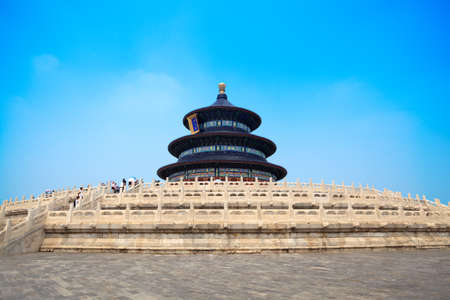 temple of heaven in beijing,China Stock Photo - 10354805