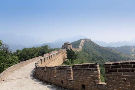 bulwark: the great wall,an impregnable bulwark in beijing