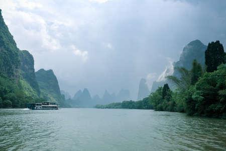 guilin: beautiful scenery of guilin, China