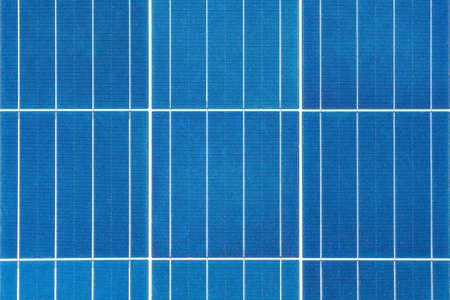 solar energy panel closeup, blue photovoltaic power background texture Stok Fotoğraf