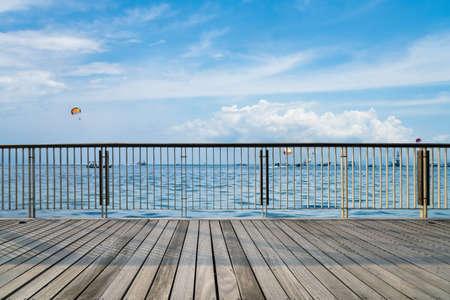 バリ島、インドネシアの海の風景