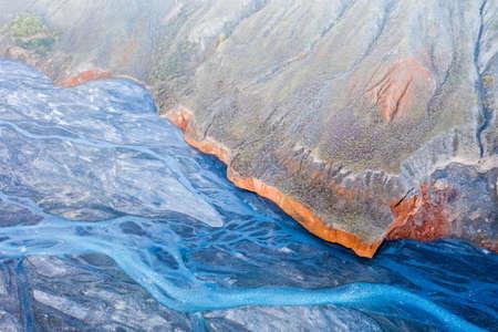 xinjiang anjihai grand canyon closeup, China