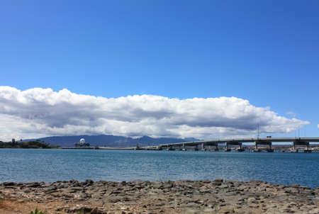 pearl harbor scenery, hawaii state