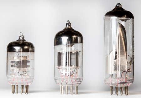 vacuum tube, radio