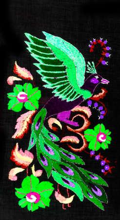 embroidery, art, handicraft Standard-Bild
