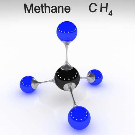 Molekül Methan