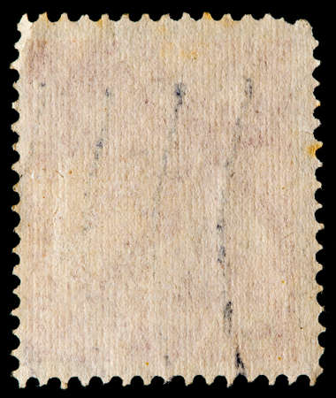 old postage stamp Stock Photo