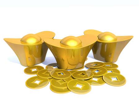 lingotto: Cinese oro 02