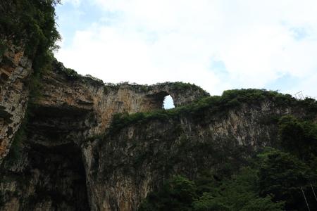 skylights: Zhijin Canyon at Guizhou