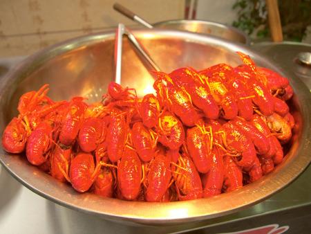 chitin: crayfish