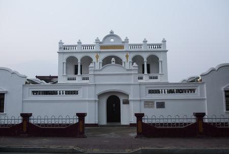 residence: Pengpai Former Residence Editorial