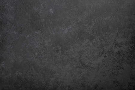 Texture of a black stone background Reklamní fotografie