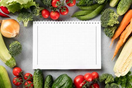 Healthy vegetarian food concept Reklamní fotografie