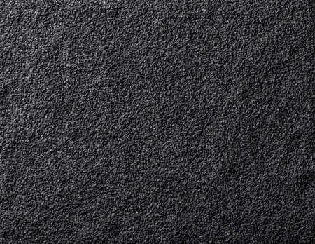 Black sesame seeds close up Reklamní fotografie