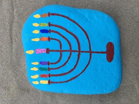 Hanukkah symbol