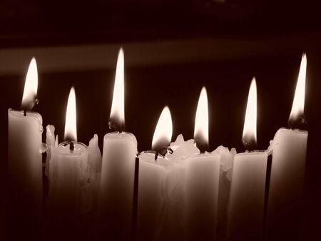 Candlelight Stock fotó