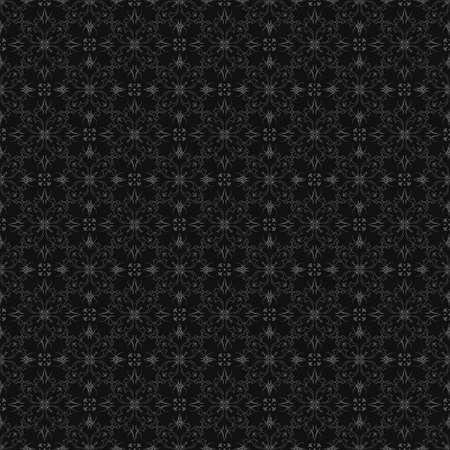 seamlessly: Illustrazione vettoriale ornato di uno sfondo che si tegola senza problemi.