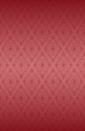 Ornamental wallpaper that will tile seamlessly. Vector