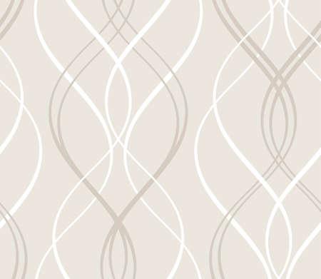 Rayas curvas que forman un patrón de fondo abstracto decorativo que se baldosas sin problemas Foto de archivo - 25331183