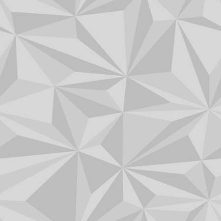 tiling background: Seamlessly tiling background texture made of simple geometric triangles with 3d effects.