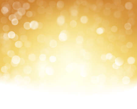 gold christmas background: Light effects and sparkling out of focus lights for a magical abstract backdrop for the festive Christmas, holiday season to come.