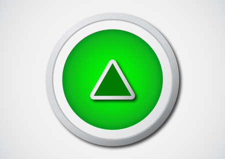 vector illustration of play icon button Stock Vector - 17983723