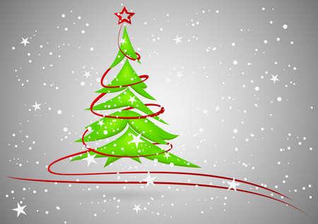 Christmas Tree Stock Vector - 20690504