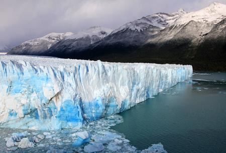 calafate: Perito Moreno glacier, Parque Nacional Los Glaciares, Patagonia, Argentina