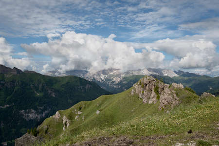 panoramas: Belvedere - Dolomites - Trentino - Italy