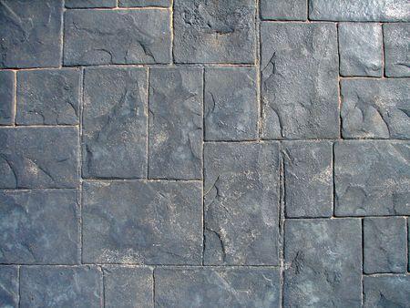 gray concrete floor tiles texture