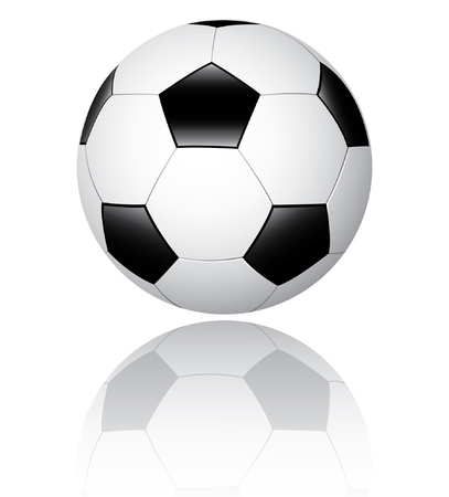 supporters: soccer ball, football