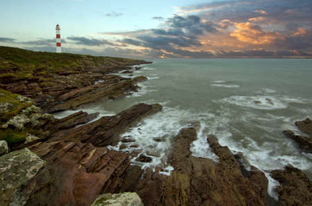 Tarbat Ness Lighthouse photo