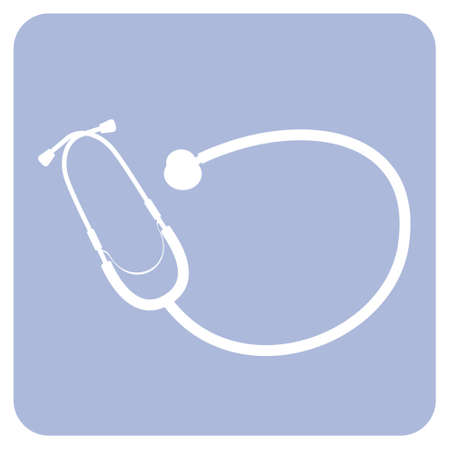 Stethoscope icon. Vector availabe Stock Vector - 9379504