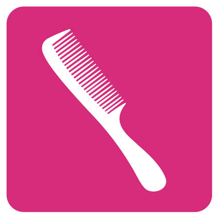 Comb icon. Vector available Stock Vector - 9379503
