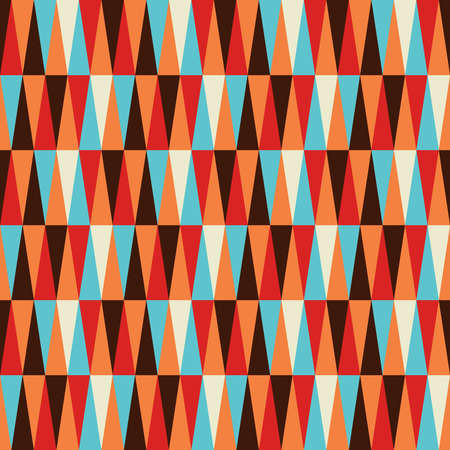 Abstract colorful geometric pattern background  Vector file layered for easy manipulation and coloring  Vector