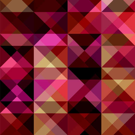 Abstract pink geometric seamless pattern background  photo