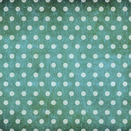 Abstract polka dot vintage colorful background  photo