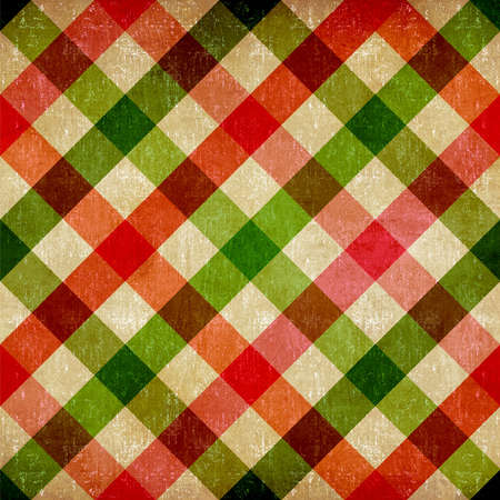 Food and restaurant industry vintage tablecloth seamless pattern background Stock Photo - 14598099