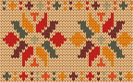 tejidos de punto: Vintage floral seamless pattern tejer �til para la moda y la industria textil