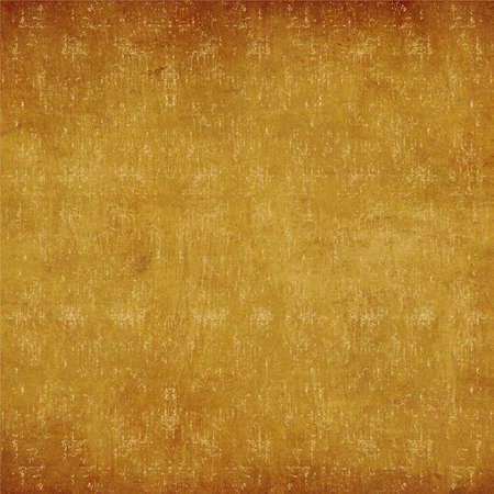Retro grunge yellow paper texture background. Stock Photo - 16878316