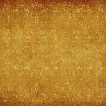 Retro grunge yellow paper texture background. Stock Photo - 16878316